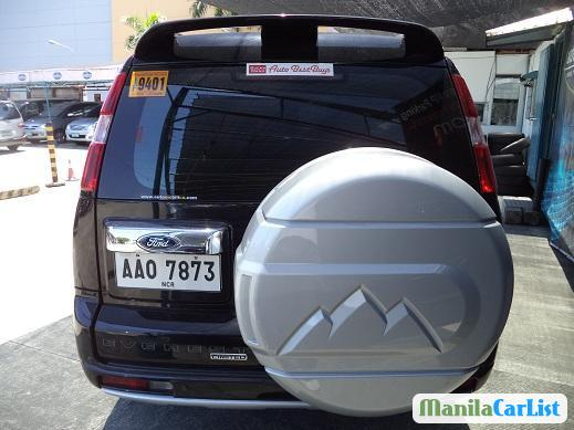 Picture of Ford Everest Automatic 2014
