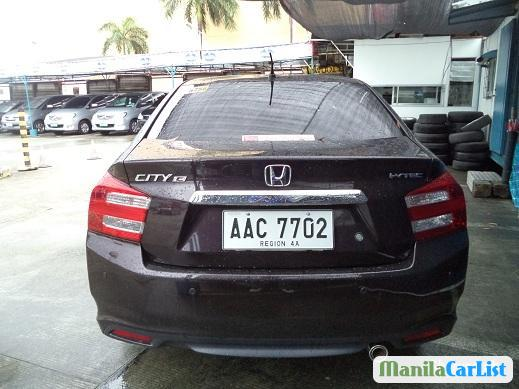 Picture of Honda City Automatic 2013
