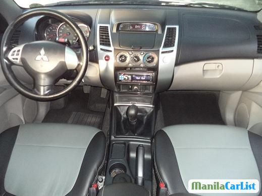 Picture of Mitsubishi Montero Sport Manual 2012