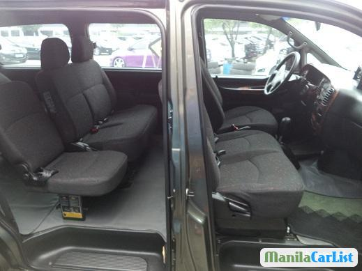 Pictures of Hyundai Starex Automatic 2002