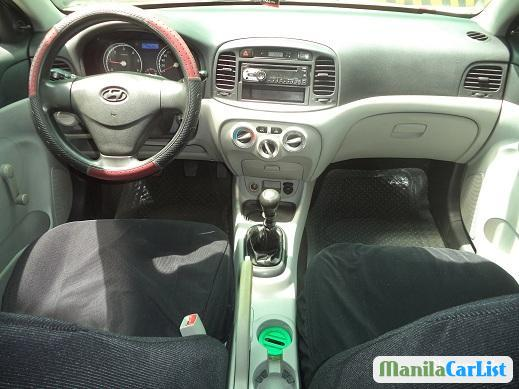 Picture of Hyundai Accent Manual 2010