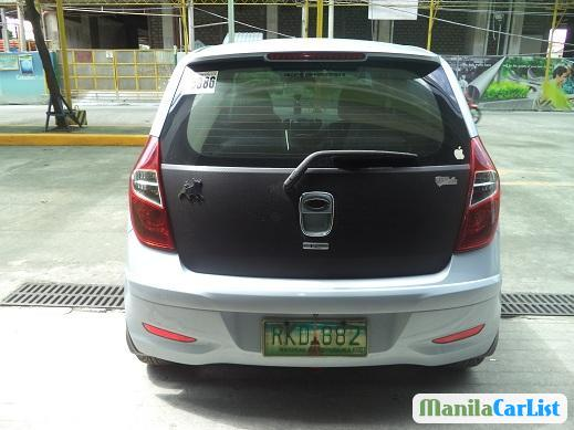 Picture of Hyundai Excel Automatic 2011