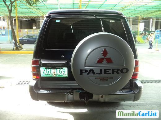 Picture of Mitsubishi Pajero Automatic 1997