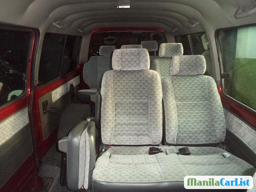 Picture of Nissan Urvan Manual 2006