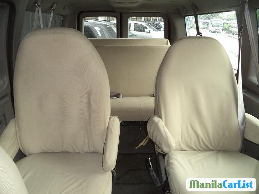 Picture of Ford Automatic 2002