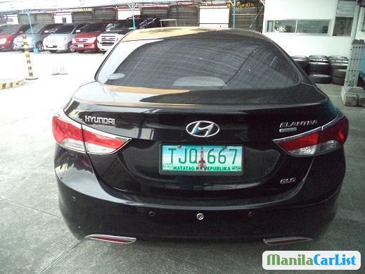 Picture of Hyundai Elantra Automatic 2011