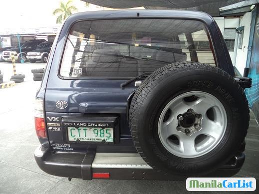 Picture of Toyota Land Cruiser Automatic 1994