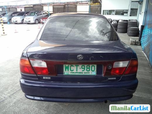 Pictures of Mazda Familia Manual 1998