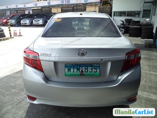 Picture of Toyota Vios Manual 2013