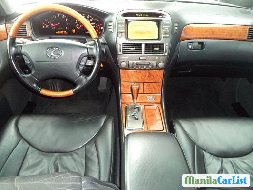 Pictures of Lexus LS 430 Automatic 2001