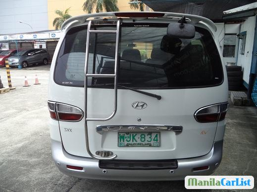 Pictures of Hyundai Starex Automatic 2001