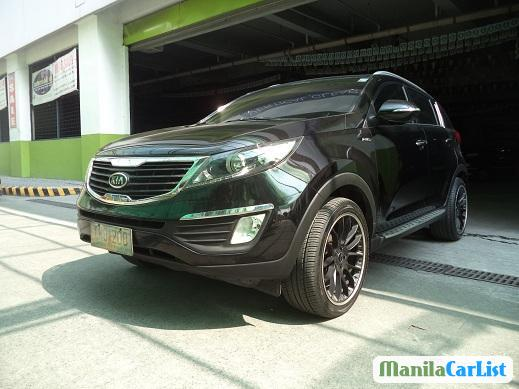 Picture of Kia Sportage Automatic 2011