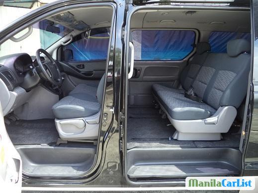 Pictures of Hyundai Starex Manual 2012