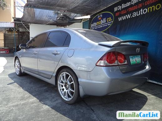 Pictures of Honda Civic Automatic 2006