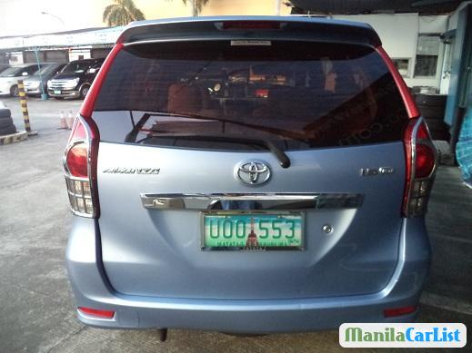 Picture of Toyota Avanza Automatic 2012
