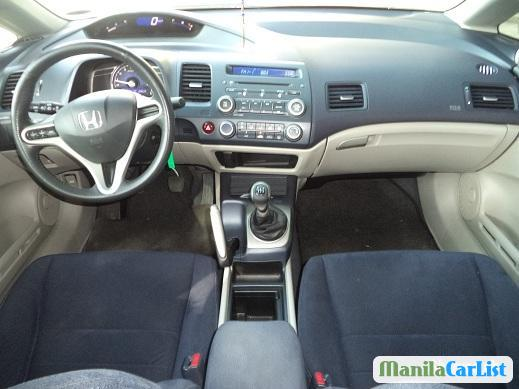 Picture of Honda Civic Manual 2006