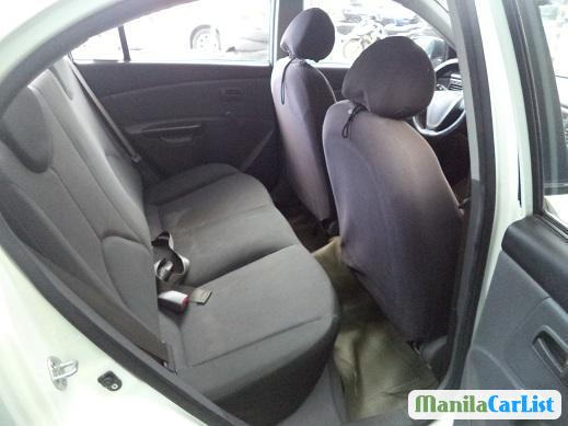 Picture of Kia Rio Manual 2010