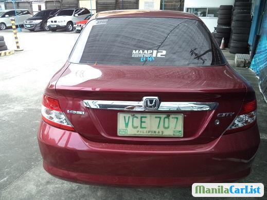 Picture of Honda City Automatic 2003