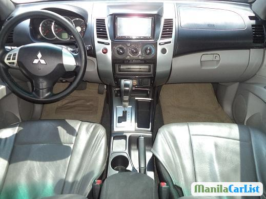 Picture of Mitsubishi Montero Sport Automatic 2009