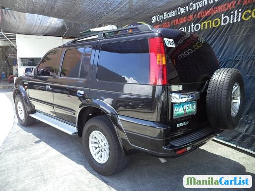 Pictures of Ford Everest Manual 2006