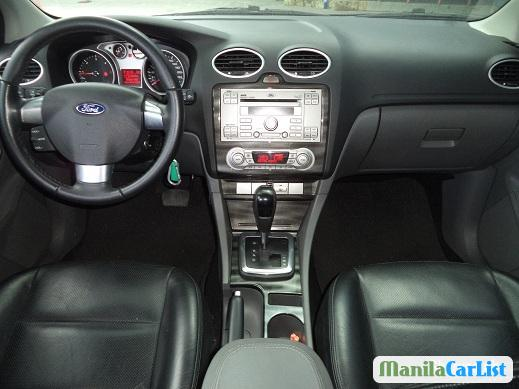 Pictures of Ford Focus Automatic 2009