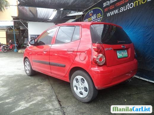 Picture of Kia Picanto Manual 2008