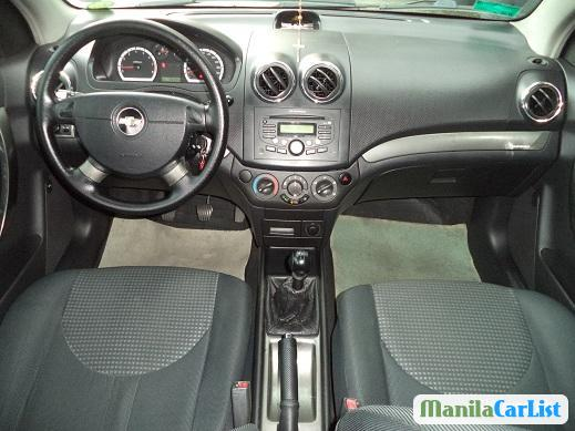 Pictures of Chevrolet Aveo Manual 2008
