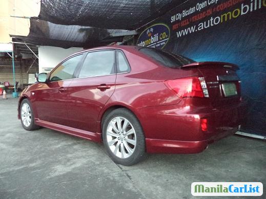 Pictures of Subaru Impreza Automatic 2011