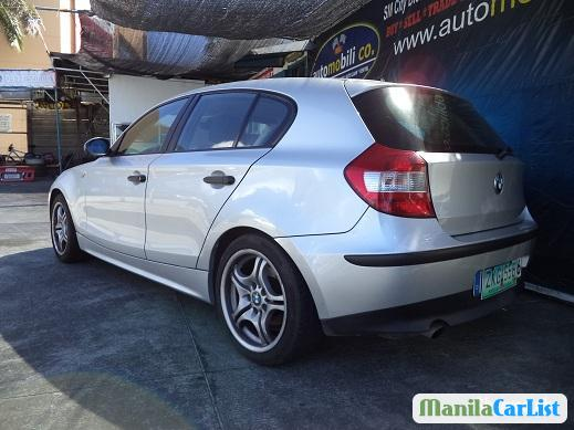 Picture of BMW 1 Series Manual 2007