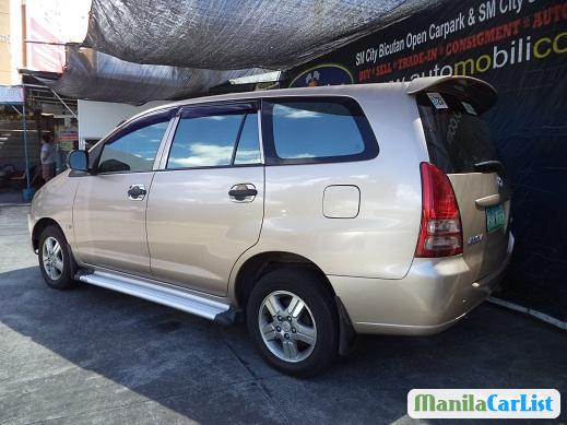 Picture of Toyota Innova Manual 2005