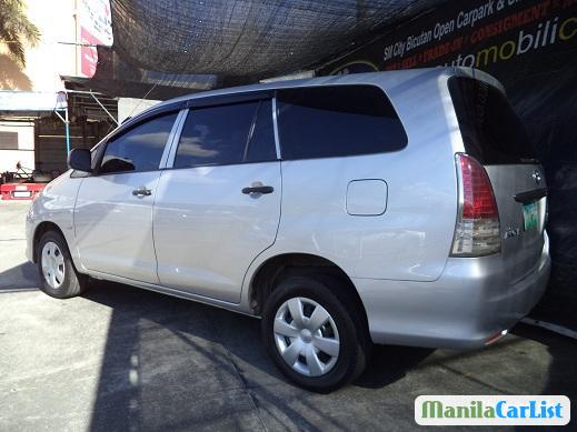 Picture of Toyota Innova Manual 2011