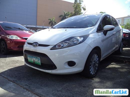 Picture of Ford Fiesta Automatic 2013