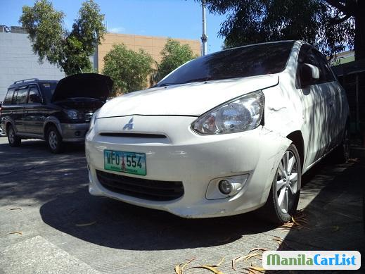 Picture of Mitsubishi Mirage Automatic 2013