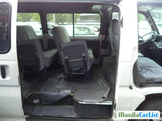 Pictures of Nissan Urvan Manual 2014