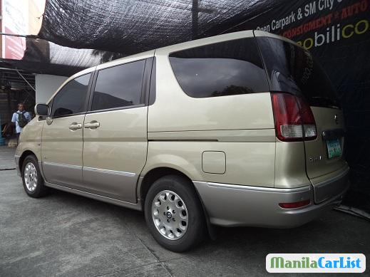 Picture of Nissan Serena Automatic 2005