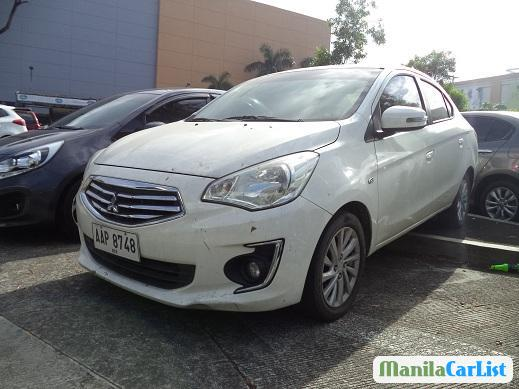 Picture of Mitsubishi Mirage Automatic 2014