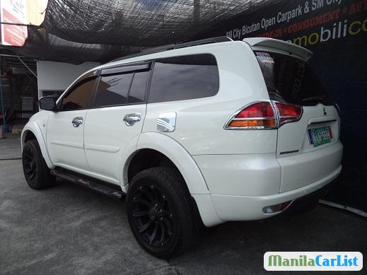 Picture of Mitsubishi Montero Sport Automatic 2011