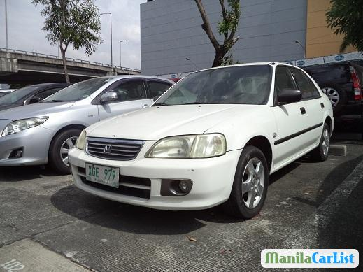 Picture of Honda City Manual 2002