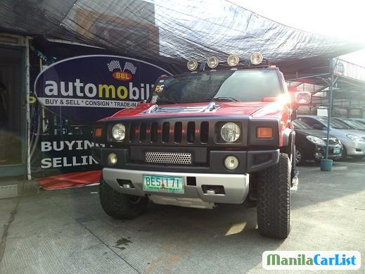 Pictures of Hummer H2 Automatic 2004