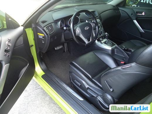 Pictures of Hyundai Genesis Coupe Automatic 2009