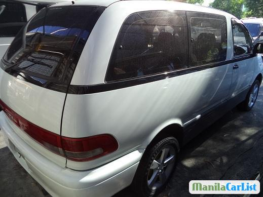 Pictures of Toyota Previa Manual 1994