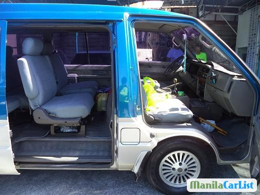 Picture of Nissan Vanette Manual 1999