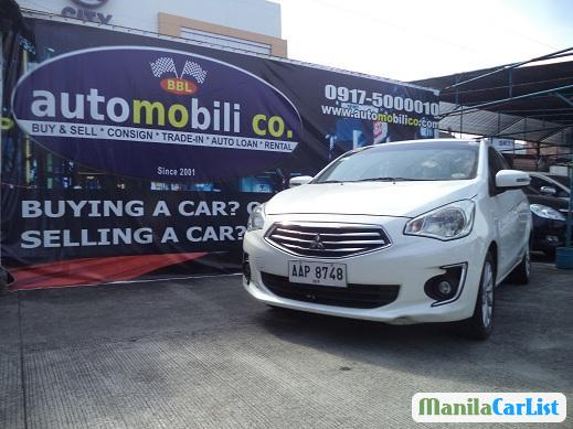 Pictures of Mitsubishi Mirage Automatic 2014
