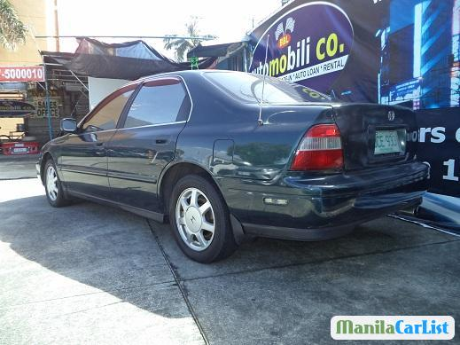 Pictures of Honda Accord Automatic 1995
