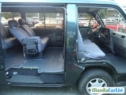 Pictures of Nissan Urvan Manual 2011