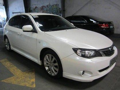 Picture of Subaru Impreza 2008