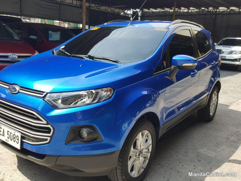 Picture of Ford EcoSport Trend Automatic 2015