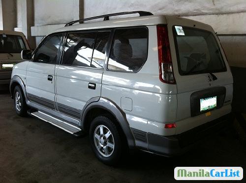 Mitsubishi Adventure 2007