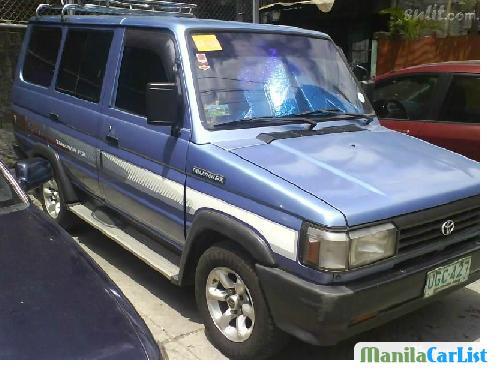 Toyota Tamaraw FX 1996