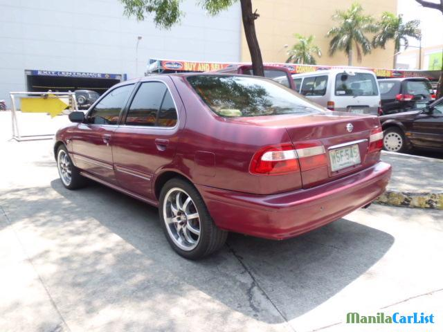 Nissan Other Automatic 2001
